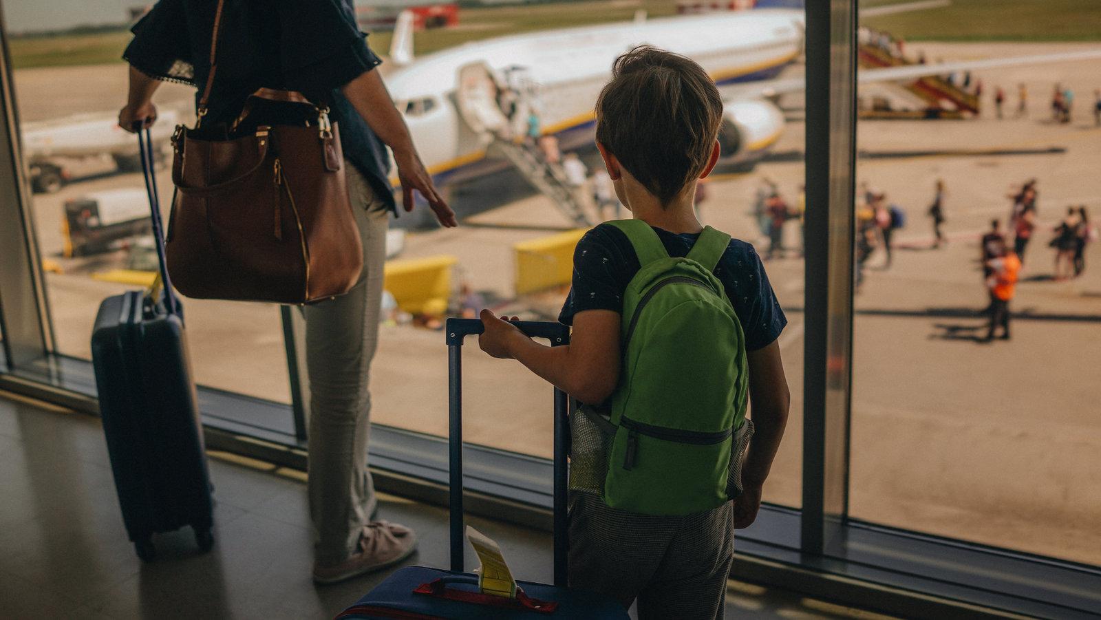 Autorización Notarial de Viaje de Menores
